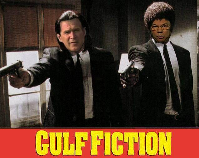 Gulf Fiction