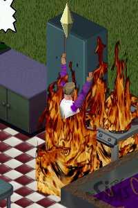 El muerto al hoyo y el vivo al bollo. - Página 5 Kitchenfire